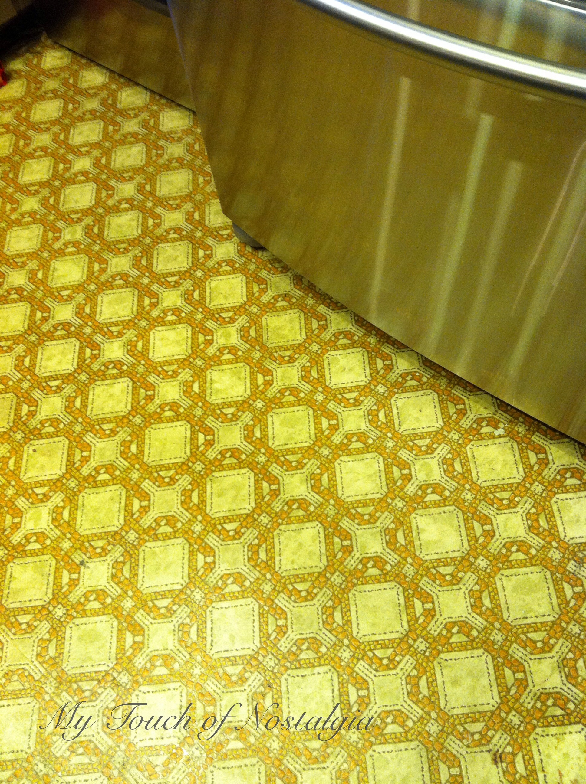 Temporary Kitchen Flooring Floor My Touch Of Nostalgia